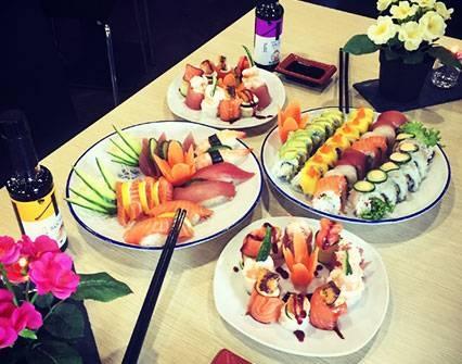 Le restaurant -Tokio Sushi - Restaurant Velaux