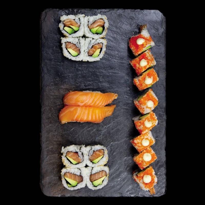 Formules et plateaux -Tokio Sushi - Restaurant Velaux
